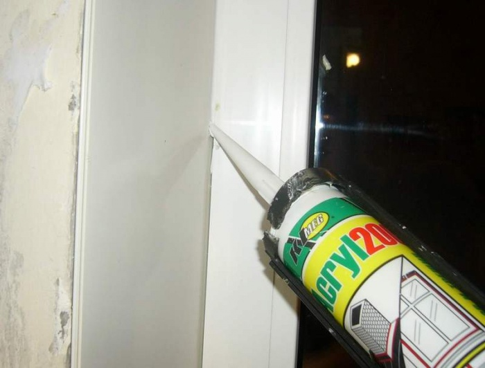 Уголок для штукатурки откосов фасада
